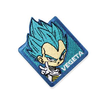 Dragon Ball Super: Super Saiyan God Super Saiyan SSGSS Vegeta Patch