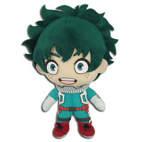 My Hero Academia: Izuku Midoriya Deku Hero Costume Plush