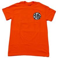 Dragon Ball Super: Goku Symbol Men's T-Shirt - front