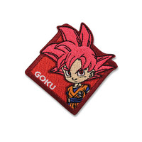 Dragon Ball Super: Super Saiyan God Red Goku Patch