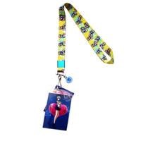 Sailor Moon S: Sailor Uranus Lanyard with ID Badge Holder & Charm