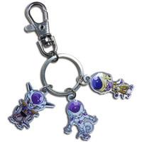Dragon Ball Super: SD Frieza Forms Metal Keychain
