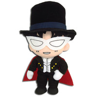 Sailor Moon: Tuxedo Mask Smile Plush