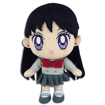 Sailor Moon S: Rei School Uniform Plush