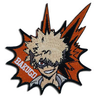 My Hero Academia: Bakugo Hero Power-Up Effect Patch