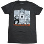 The Seven Deadly Sins: SD Group Characters Panel Men's Black T-Shirt