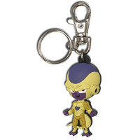 Dragon Ball Super Resurrection F Golden Frieza PVC Keychain