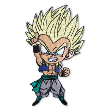 Dragon Ball Super: SD Super Saiyan Gotenks Patch