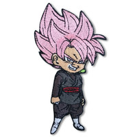 Dragon Ball Super: SD Super Saiyan Rose Patch