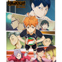 Haikyu!! Season 2 Shoyo Group Sublimation Throw Blanket