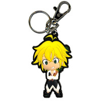 The Seven Deadly Sins: SD Meliodas PVC Keychain