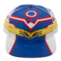 My Hero Academia All Might Suit Up Snapback Cap Hat