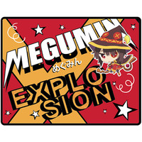 KonoSuba: Megumin Explosion Sublimation Throw Blanket