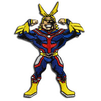 My Hero Academia: SD All Might Patch