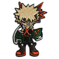 My Hero Academia: SD Katsuki Bakugo Patch