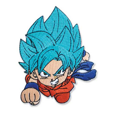 Dragon Ball Super: SSGSS Goku Fist Patch