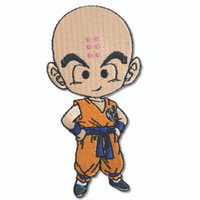 Dragon Ball Super: SD Krillin Patch