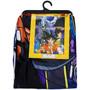Dragon Ball Super Goku Vegeta Whis Beerus Frieza Group Throw Blanket