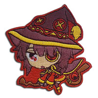 Konosuba: Embroidered Megumin Patch