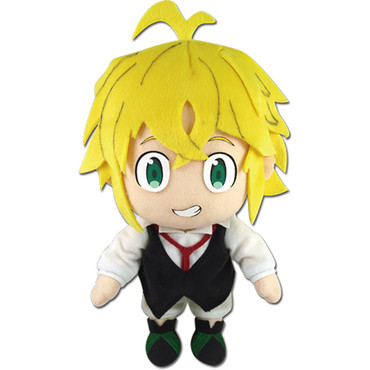 The Seven Deadly Sins: Meliodas Plush