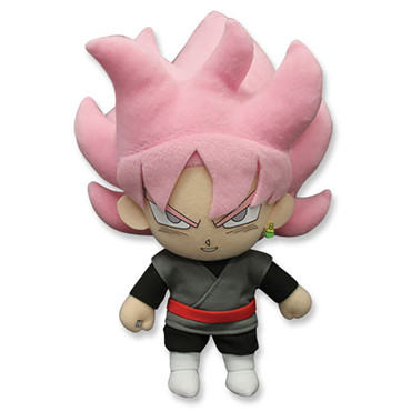 Dragon Ball Super : Super Saiyan Rose Goku Black Plush