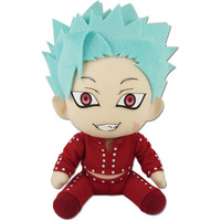 The Seven Deadly Sins: Ban Sitting Plush