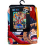 One Piece: Luffy Straw Hat Pirates Group Money Sublimation Throw Blanket