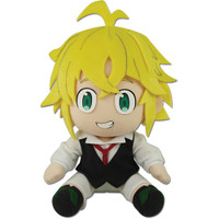 The Seven Deadly Sins: Meliodas Sitting Plush