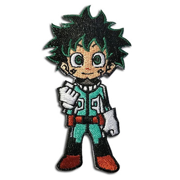 My Hero Academia: SD Izuku Midoriya Deku Hero Suit Patch