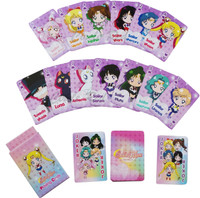 Sailor Moon S Chibi SD Group Playing Cards