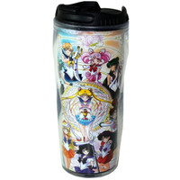 Sailor Moon S: Sailor Guardians Group Tumbler