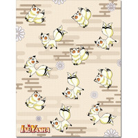 InuYasha: Kirara All Over Print Sublimation Throw Blanket