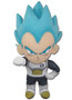Dragon Ball Super Super Saiyan Blue SSGSS Vegeta Plush