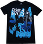 Cowboy Bebop: Spike Men's Black T-Shirt