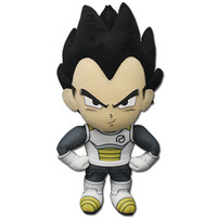 Dragon Ball Super: Vegeta Whis Armor Suit Plush