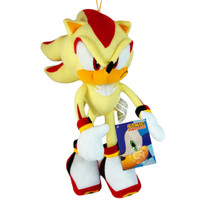 Sonic the Hedgehog: Super Shadow Plush
