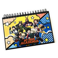 My Hero Academia: Class 1-A Hero Costume Hardcover Notebook