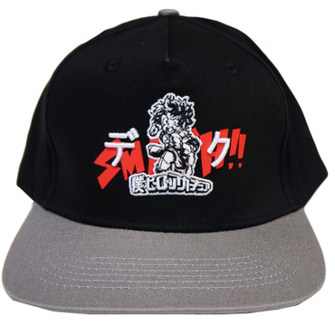 My Hero Academia: Izuku Midoriya Deku Smash Adjustable Cap Hat