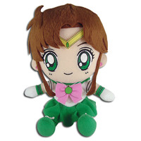 Sailor Moon: Sailor Jupiter Sitting Plush