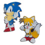 Sonic the Hedgehog: Classic Sonic & Tails Pins Set of 2