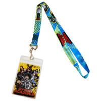 My Hero Academia: Izuku Midoriya Deku Lanyard with ID Badge Holder