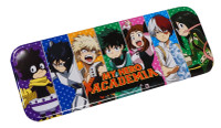 My Hero Academia: Main Characters Panel Tin Pencil Case