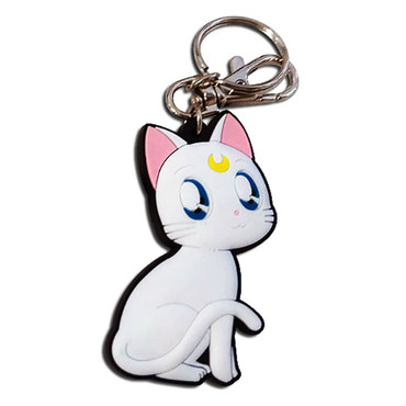 Sailor Moon: Artemis Guardian Cat PVC Keychain