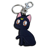 Sailor Moon S: Luna Guardian Cat PVC Keychain