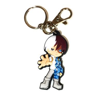 My Hero Academia: SD Shoto Todoroki PVC Keychain