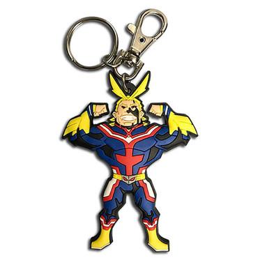 My Hero Academia: SD All Might PVC Keychain