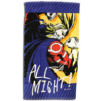 My Hero Academia: All Might #1 Hero Towel
