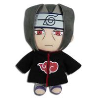 Naruto Shippuden: Itachi Anti-Leaf Akatsuki Coat Plush