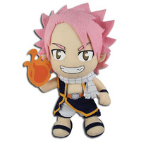 Fairy Tail: Natsu Fire Dragon Iron Fist Plush