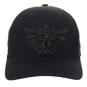 The Legend of Zelda Triforce Flex Fitted Cap Hat